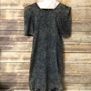 goodtime Dresses - GoodTime denim dress